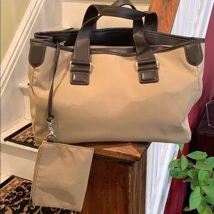 Tumi small tote bag